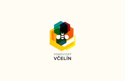 Vokovický včelín logo